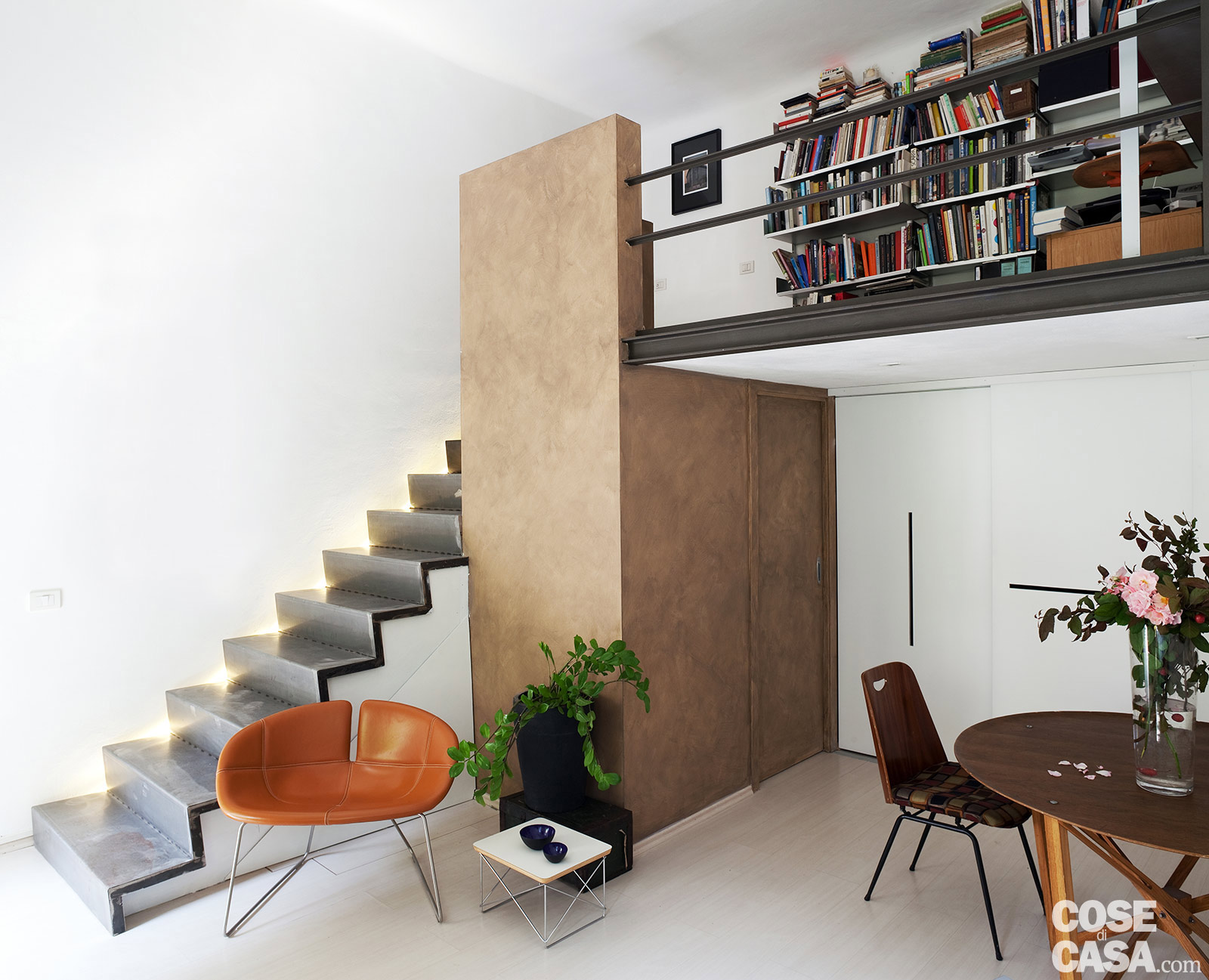 Saino costruzioni come far entrare tutto in una casa di for Arredare un monolocale di 30 mq